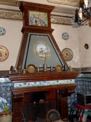Devoción a la virgen de la Reina de los Ángeles Coronada de Alájar a través de los retablos cerámicos